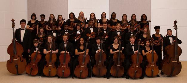 "Freshman Blue Orchestra""A"" Day"