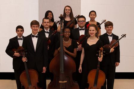 """Sophomore Concert Orchestra""""A"""" Day"""