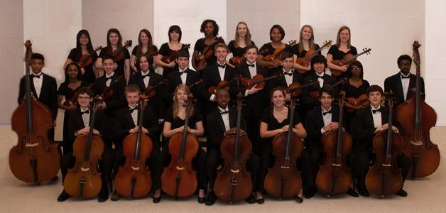 """Sophomore Concert Orchestra """"B"""" Day"""