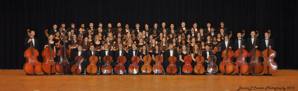 WBHS Bruin Sinfonia Orchestra